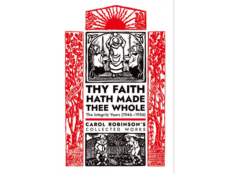 Thy Faith Hath Made Thee Whole by Carol Jackson Robinson (Book 5/Collected Works)